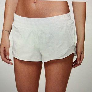 "Lululemon Hotty Hot Short 2.5"" inseam"